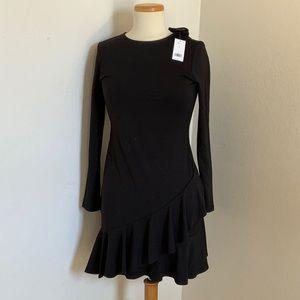 NWT Banana Republic Black Dress Size 4